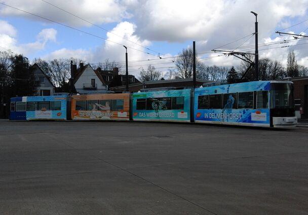 Straßenbahn des Monats