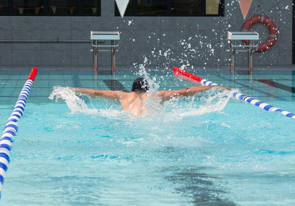 Mehr Zeiten für Sportschwimmer