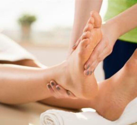 Jetzt neu: Kosmetische Fußpflege