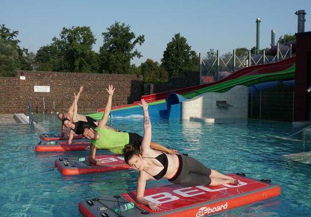NEU: Beboard-Fitness